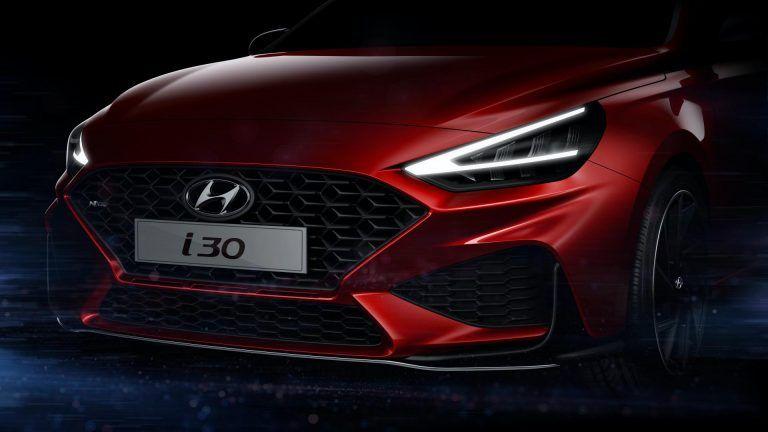 обновленный Hyundai i30 N