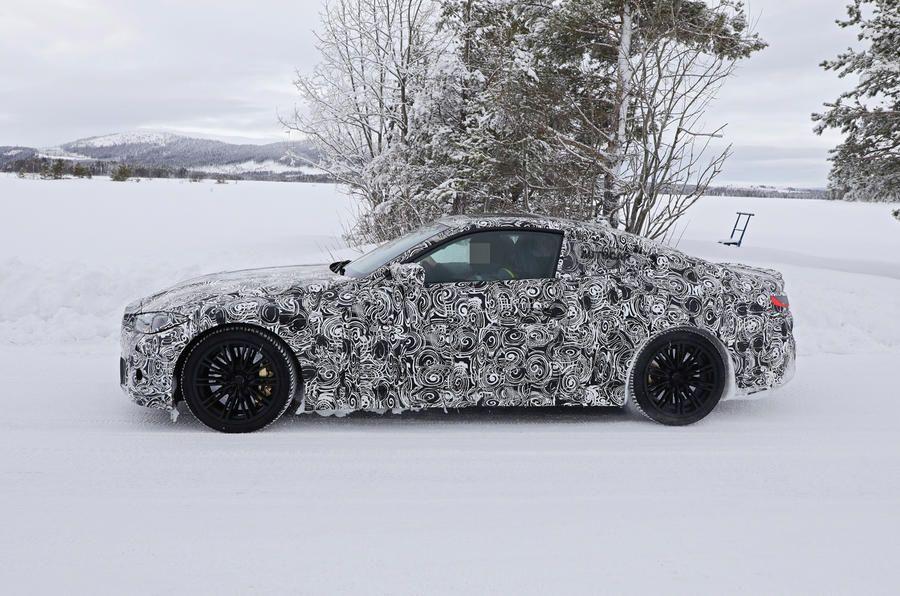 Новый Bmw M4 coupe