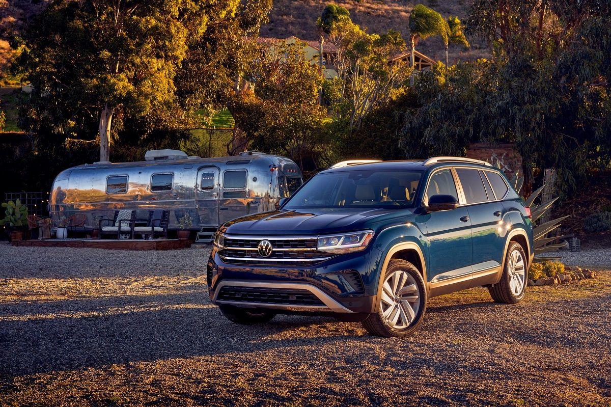 Volkswagen Atlas (фото Volkswagen)