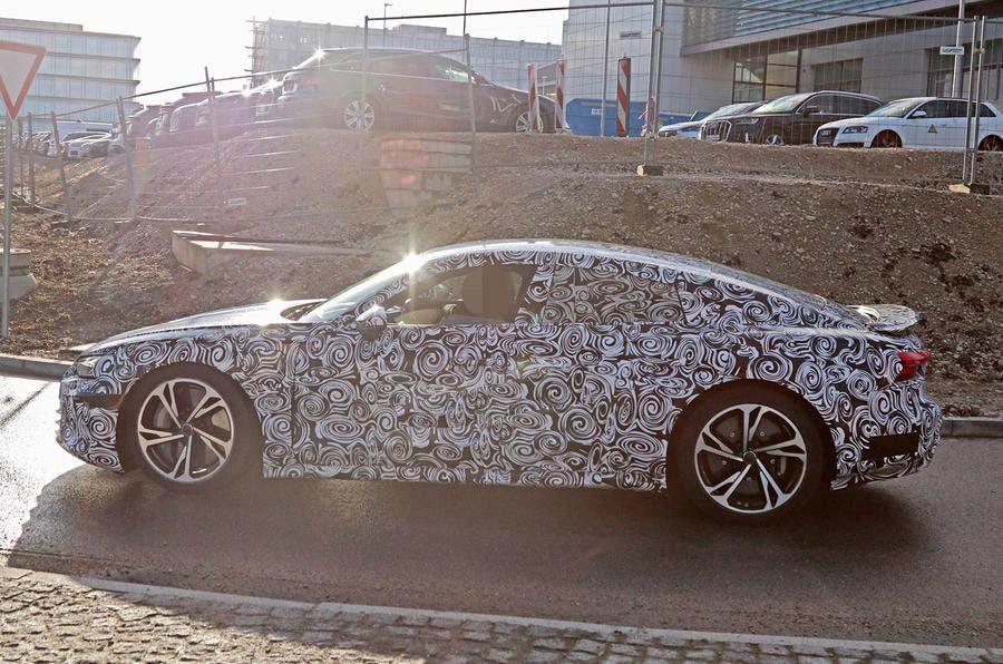 Audi E-tron Grand Tourer