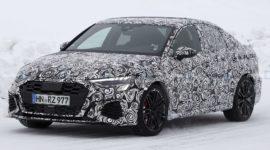 Седан Audi RS3