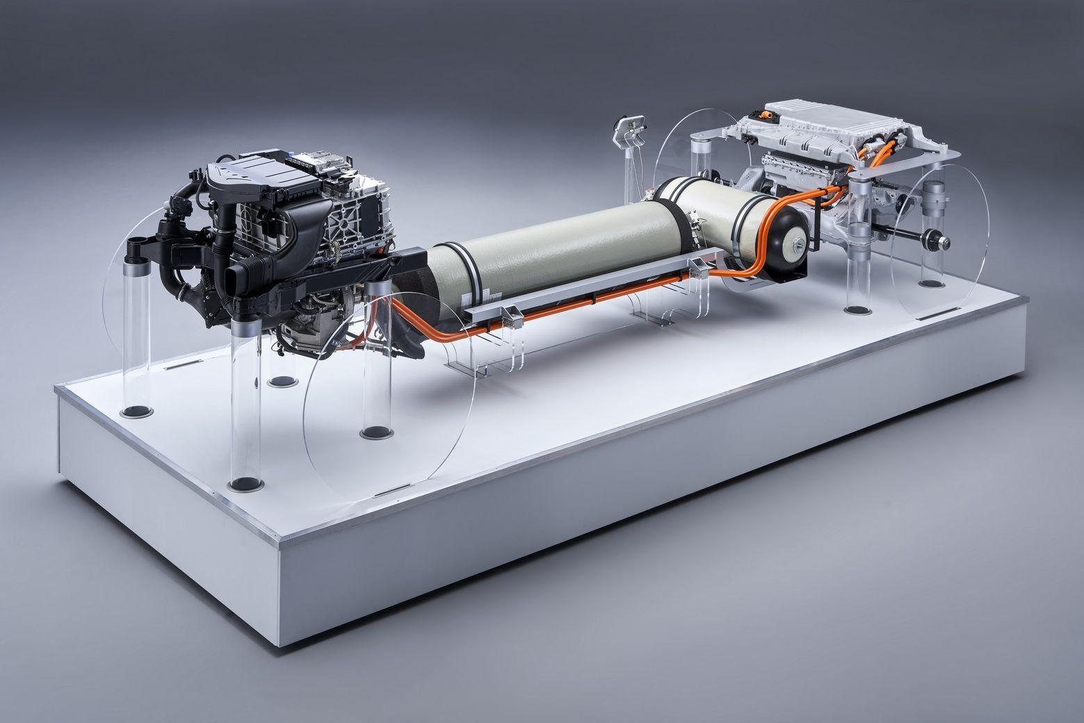 bmw x5 i next hydrogen