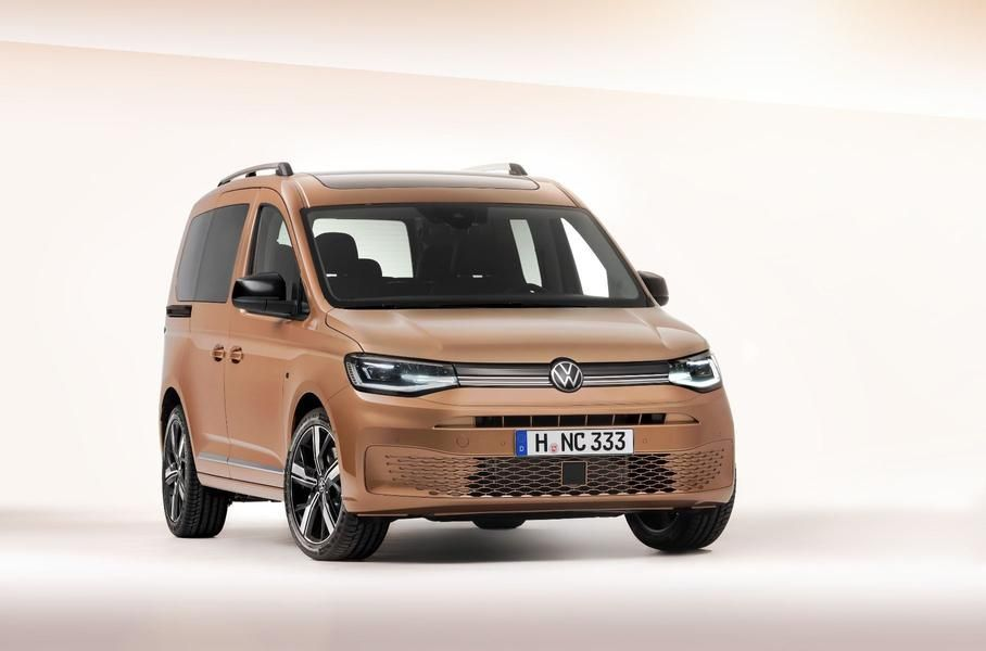новый Volkswagen Caddy
