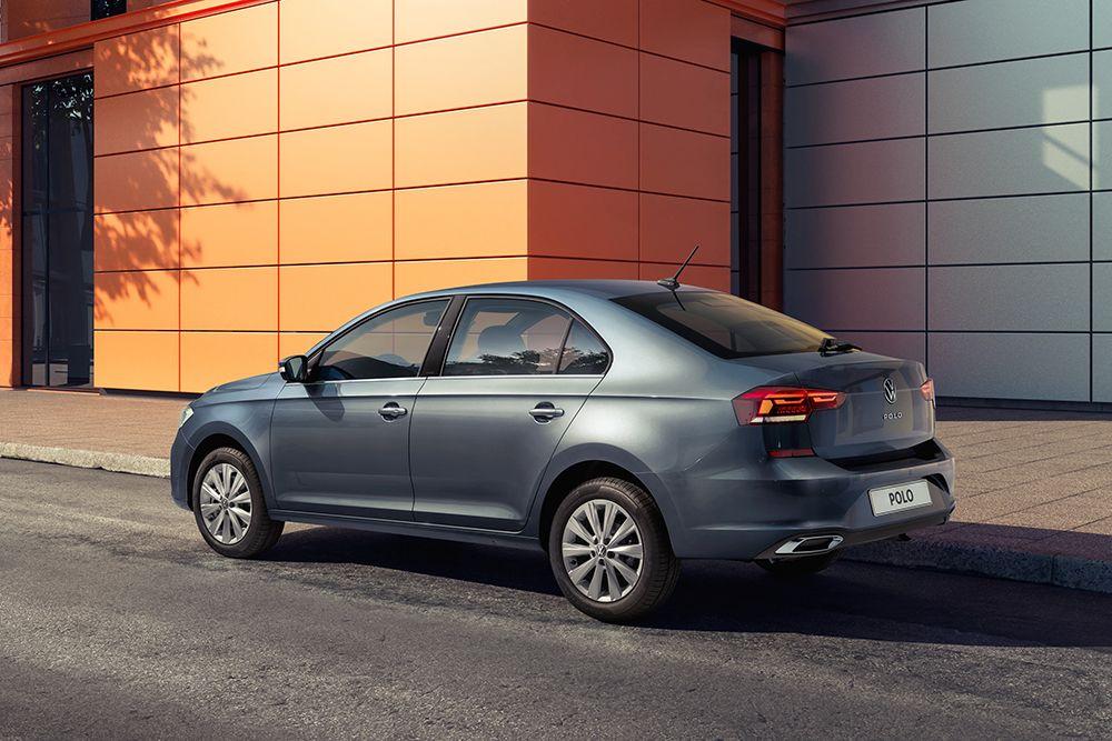 Volkswagen Polo литфбек