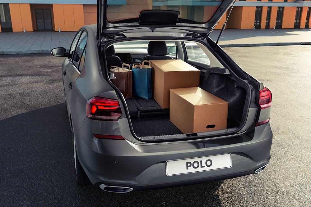 Volkswagen Polo лифтбек